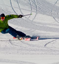 Stew Skiing Instructor Megeve & St Gervais