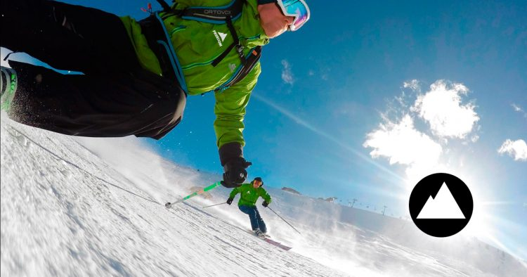 Skiing Megeve St Gervais