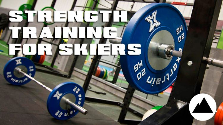 strength training for skiers