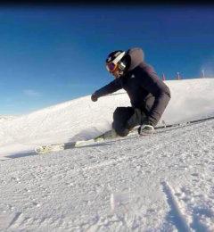 Federico Skiing Megeve