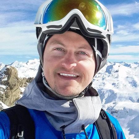 Ollie Ski Instructor St Gervais