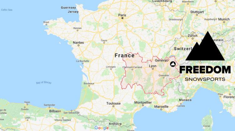The Rhône-Alpes Region