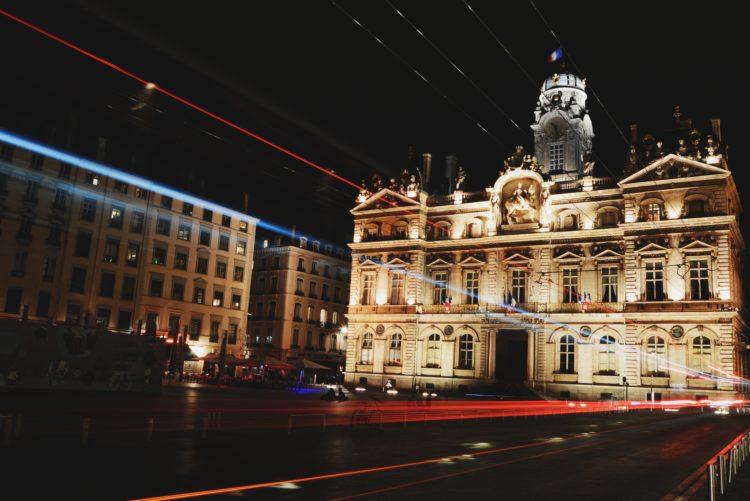 Lyon France Unesco World Heritage