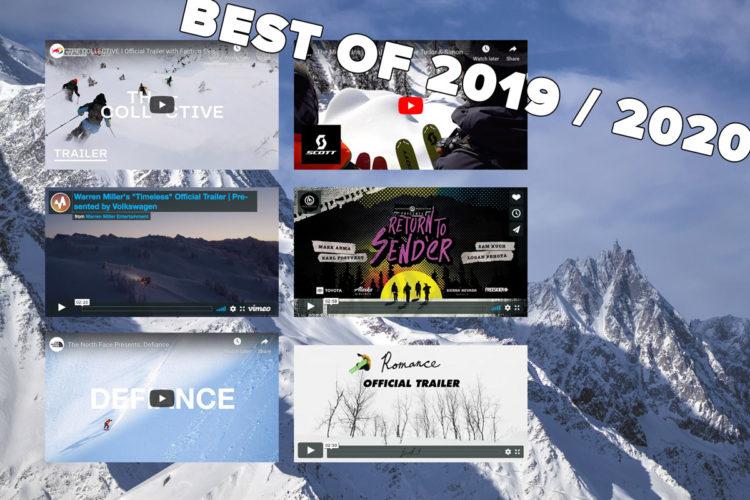 Best Ski Movies 2019-2020