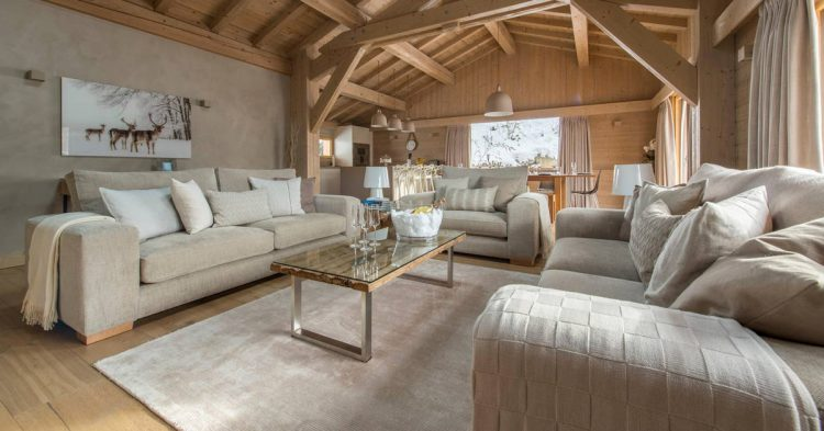 Chalet Crespin St Gervais