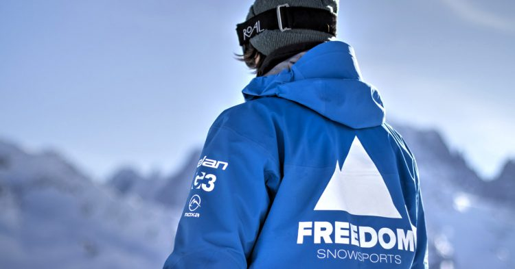 Instructor At Freedom Snowsports In Megeve