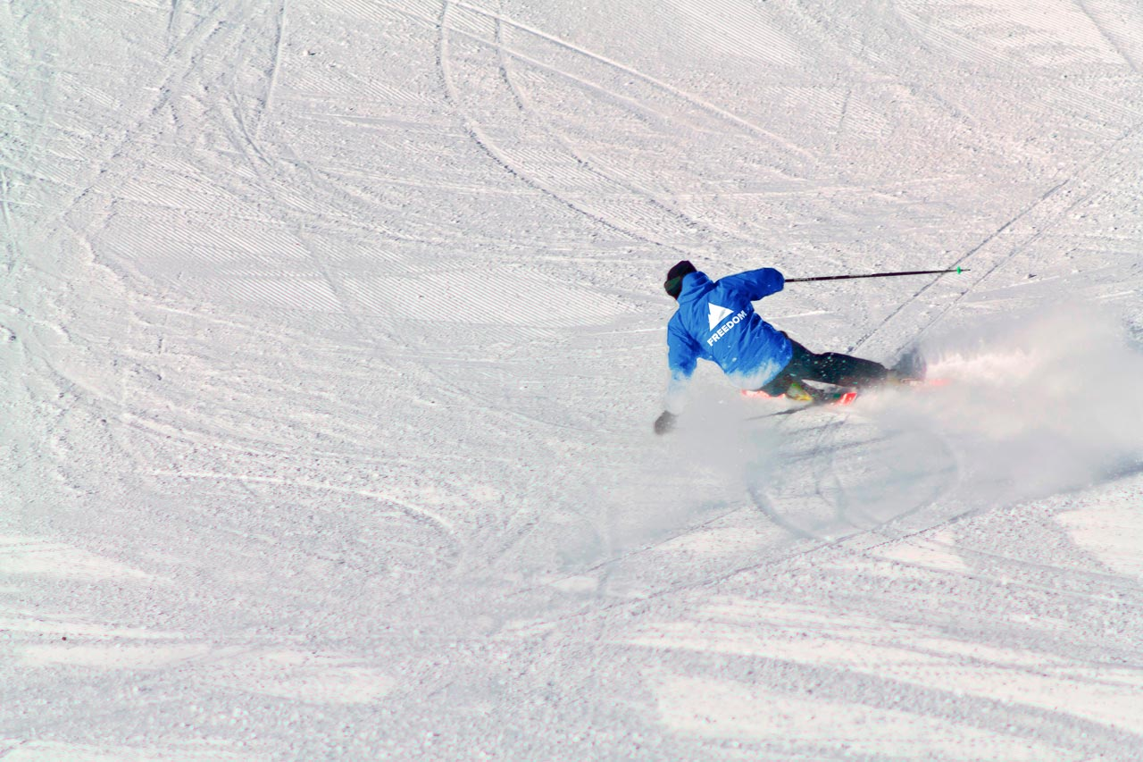 Freedom Snowsports Ski Schools in St gervais, Megeve, Les Contamines, and Chamonix