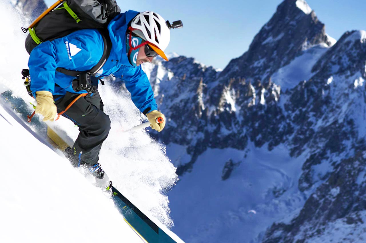 Off Piste Guiding & Ski Touring in Chamonix