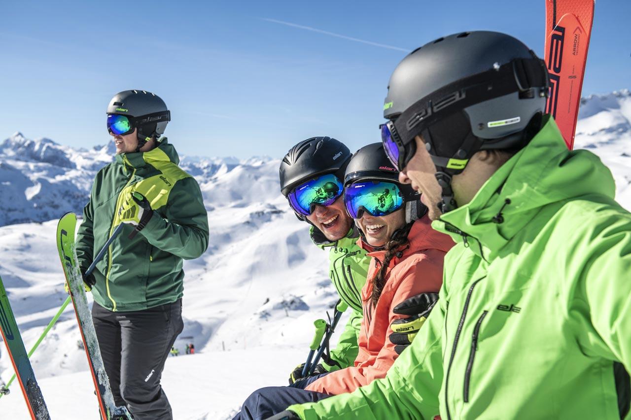 Flaine Ski School Freedom Snowsports