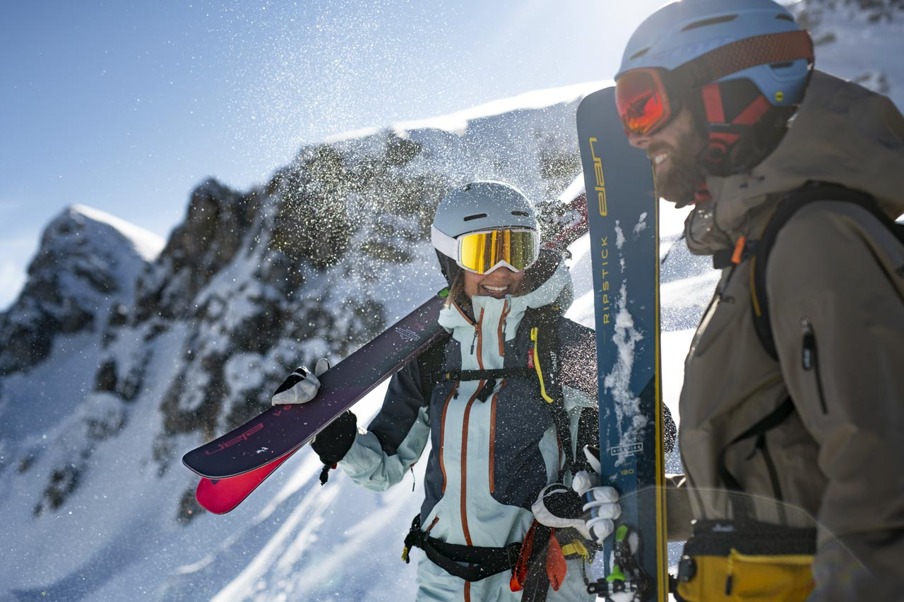 private ski & snowboard lessons in Flaine, Les Carroz, Samoens, Morillon