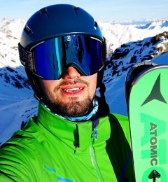 Tomas Instructor Chamonix