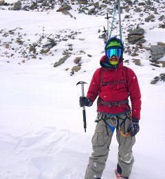 Tomas Ski Touring Chamonix