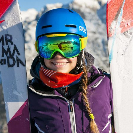 Asia Ski Instructor Flaine